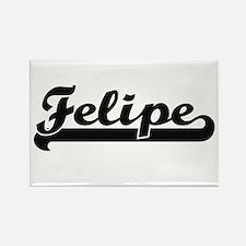 Felipe Classic Retro Name Design Magnets