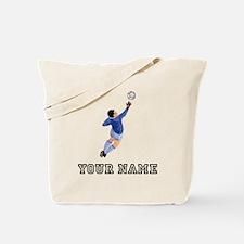 Soccer Goalie (Custom) Tote Bag