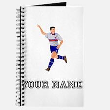 Soccer Player (Custom) Journal
