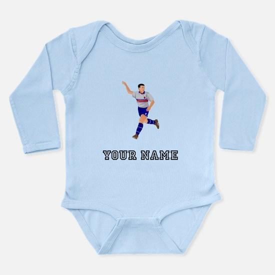 Soccer Player (Custom) Body Suit