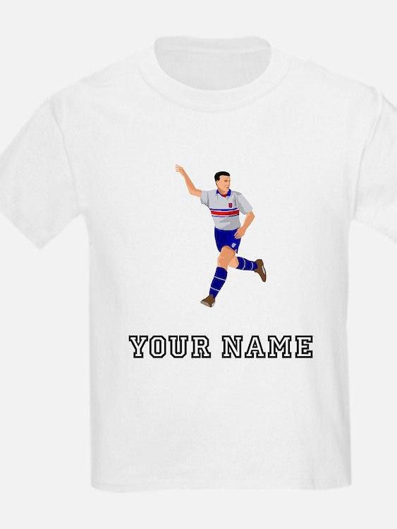 Soccer Player (Custom) T-Shirt