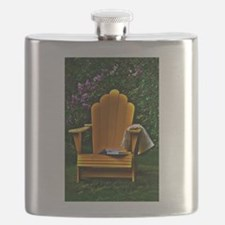 A Well Deserved Rest Flask