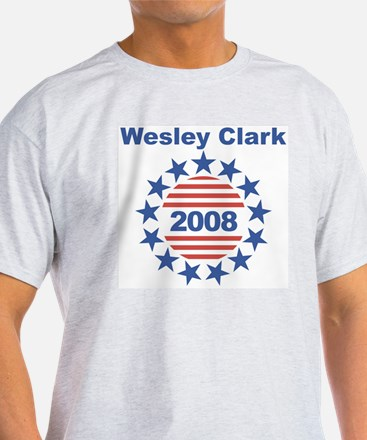 Wesley Clark stars and stripe T-Shirt
