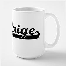 Gaige Classic Retro Name Design Mugs