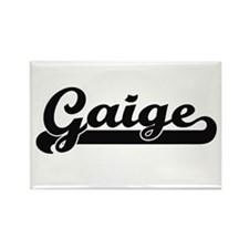 Gaige Classic Retro Name Design Magnets