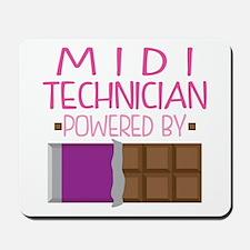 MIDI Technician Mousepad