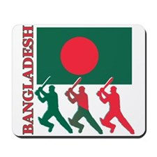 Cricket Bangladesh Mousepad