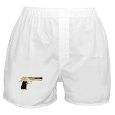 Gold Eagle Boxer Shorts