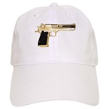 Gold Eagle Baseball Baseball Cap
