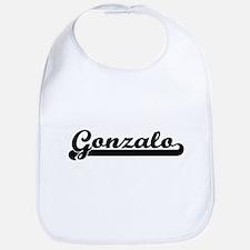 Gonzalo Classic Retro Name Design Bib