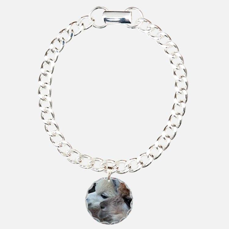 Cute Alpaca Bracelet