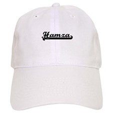 Hamza Classic Retro Name Design Baseball Cap