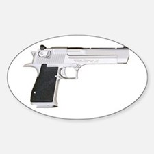 Deagle Oval Decal
