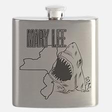 Mary Lee Shark Flask