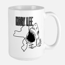 Mary Lee Shark Mugs