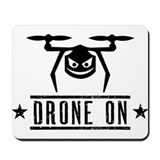 Drones Mouse Pads