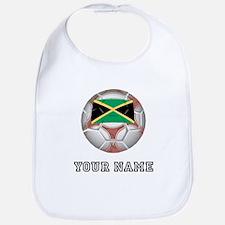 Jamaica Soccer Ball (Custom) Bib
