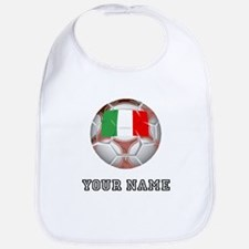 Italy Soccer Ball (Custom) Bib