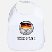 Germany Soccer Ball (Custom) Bib