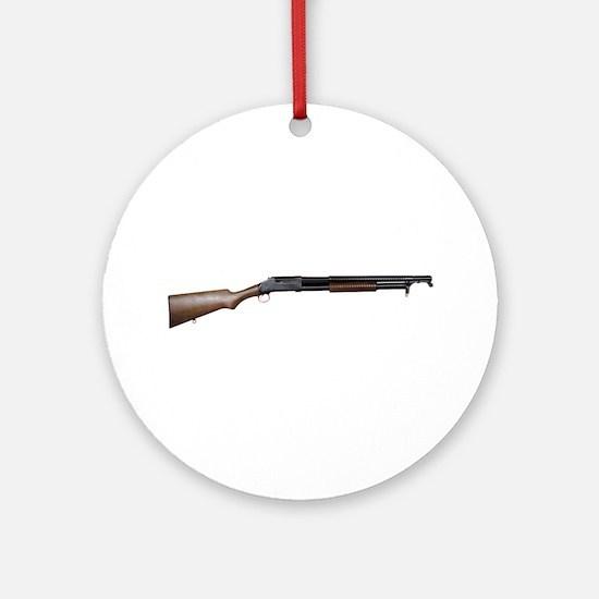 ShotGun Ornament (Round)