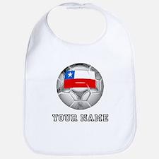 Chile Soccer Ball (Custom) Bib