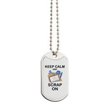 Funny Scrapping Dog Tags