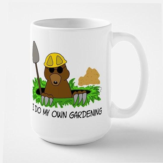 Gardener Large Mug