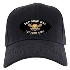 Tap Snap Nap Baseball Hat