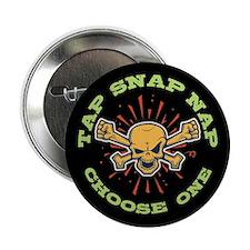 "Tap Snap Nap 2.25"" Button"