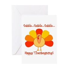 Happy Thanksgiving 2 Greeting Card