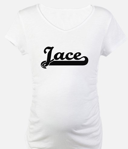 Jace Classic Retro Name Design Shirt
