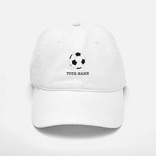 Soccer Ball (Custom) Baseball Baseball Baseball Cap