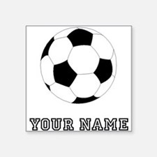 Soccer Ball (Custom) Sticker