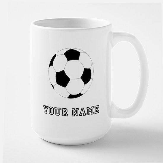 Soccer Ball (Custom) Mugs