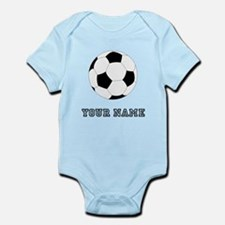 Soccer Ball (Custom) Body Suit