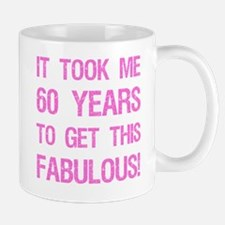 Women's 60th Birthday Mug