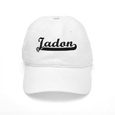 Jadon Classic Retro Name Design Baseball Cap