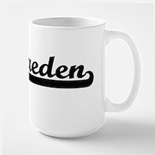 Jaeden Classic Retro Name Design Mugs