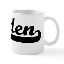 Jaiden Classic Retro Name Design Mug