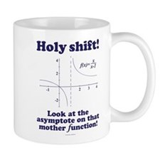 Holy Shift! Look at the asymptote mother func Mugs