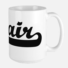 Jair Classic Retro Name Design Mugs