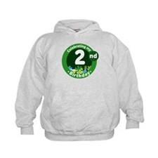 2nd Birthday Party Hoodie