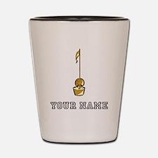 Golf Trophy (Add Name) Shot Glass