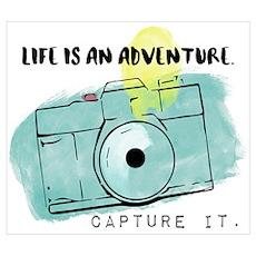 Capture Life Poster
