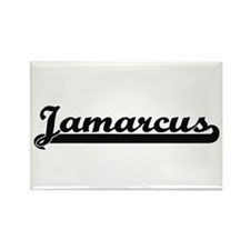 Jamarcus Classic Retro Name Design Magnets