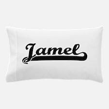 Jamel Classic Retro Name Design Pillow Case
