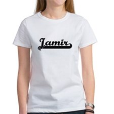 Jamir Classic Retro Name Design T-Shirt