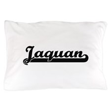 Jaquan Classic Retro Name Design Pillow Case