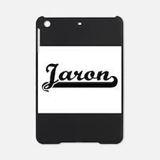 Jaron Classic Retro Name Design iPad Mini Case