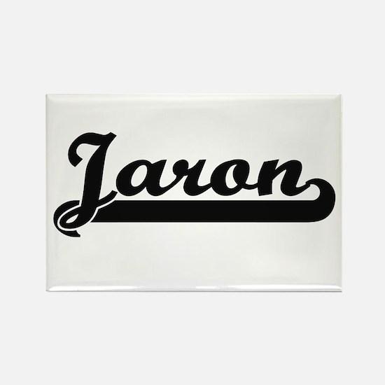 Jaron Classic Retro Name Design Magnets